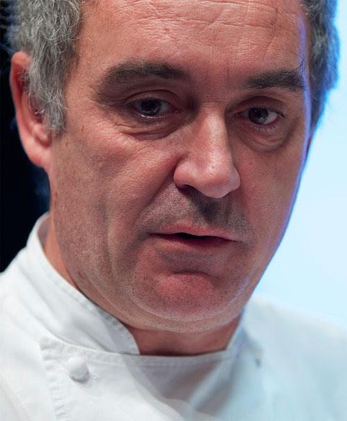 Foto media di Ferran Adrià
