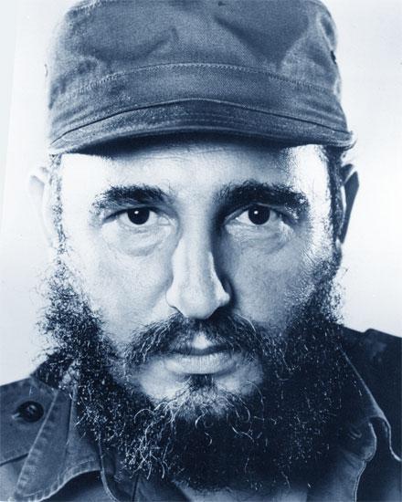 Foto di Fidel Castro