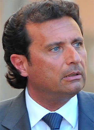 Foto media di Francesco Schettino