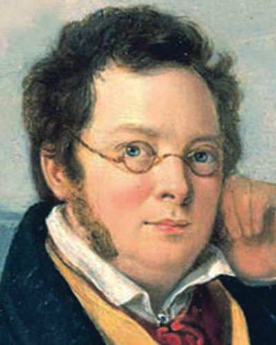 Foto media di Franz Schubert