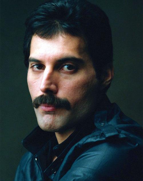 Foto media di Freddie Mercury