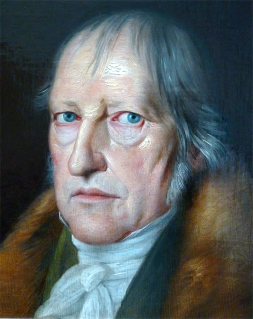 Foto media di Friedrich Hegel