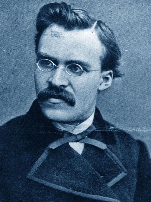 Foto media di Friedrich Nietzsche