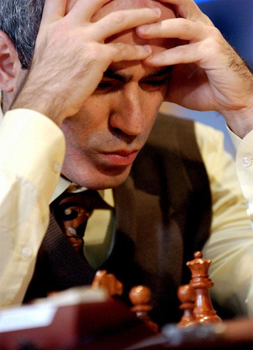 Foto media di Garri Kasparov