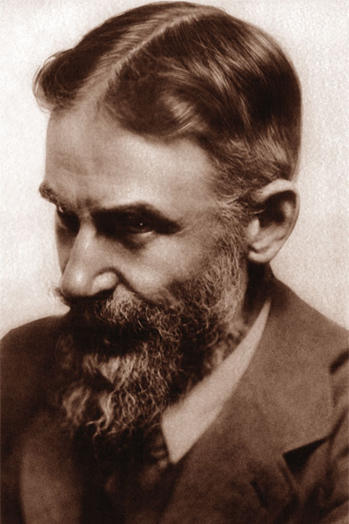 Foto media di George Bernard Shaw