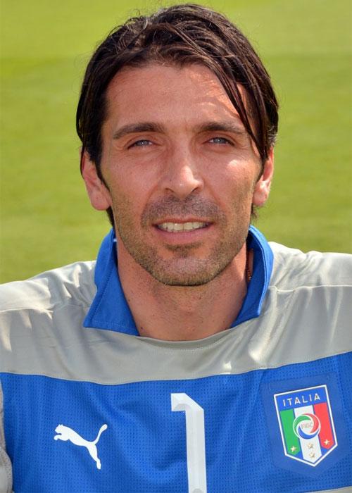 Foto media di Gianluigi Buffon