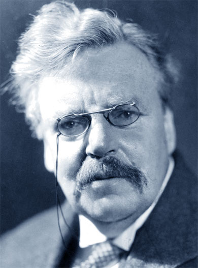 Foto media di Gilbert Keith Chesterton
