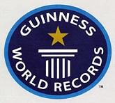 Foto media di Guinness dei primati