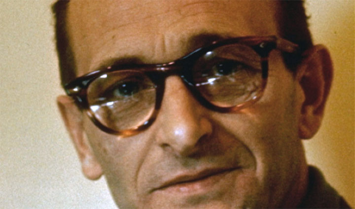 a short biography of adolph eichmann Great world trials the adolph eichmann trial 1961 (1997) adolf eichmann perhaps only during the short time he spent playing the sd commissar in a long leather coat, as feared and mysterious as a film noir villain.