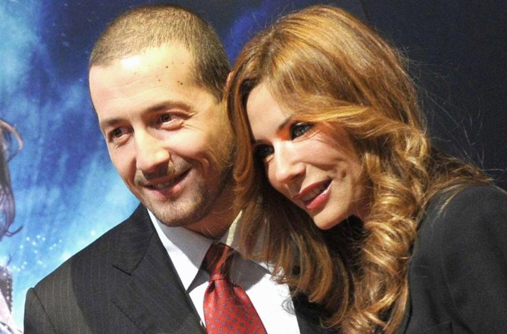 Alessandro Greco con Beatrice Bocci