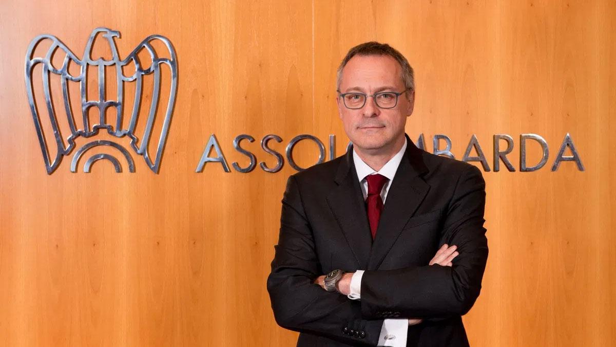 Carlo Bonomi in Assolombarda