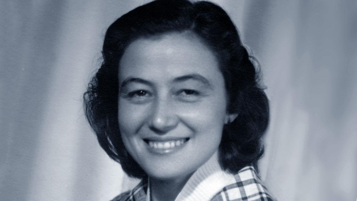 Chiara Lubich giovane