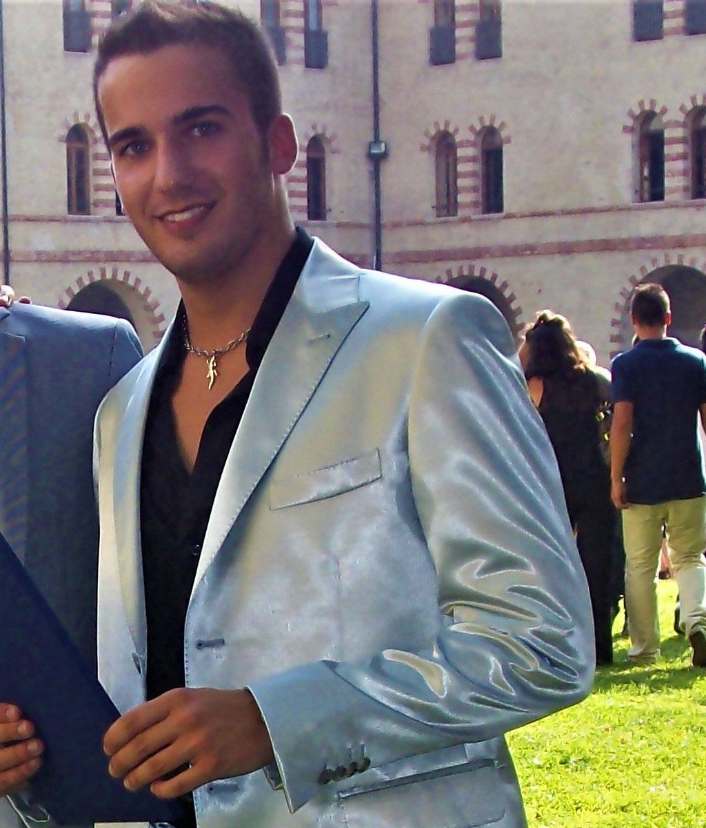 Daniele Bartocci laureato