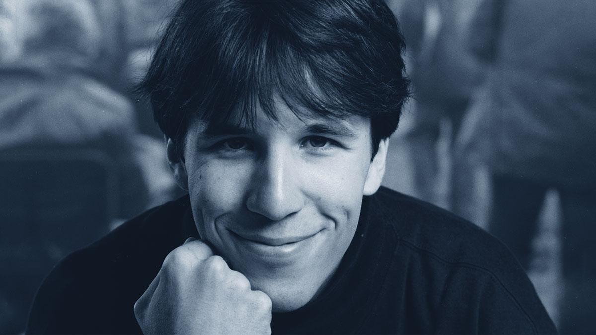 Denis Villeneuve giovane