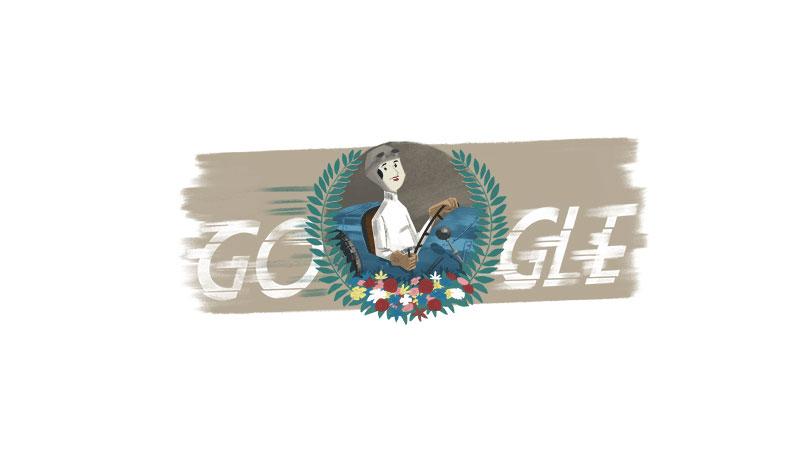 Eliška Junková doodle