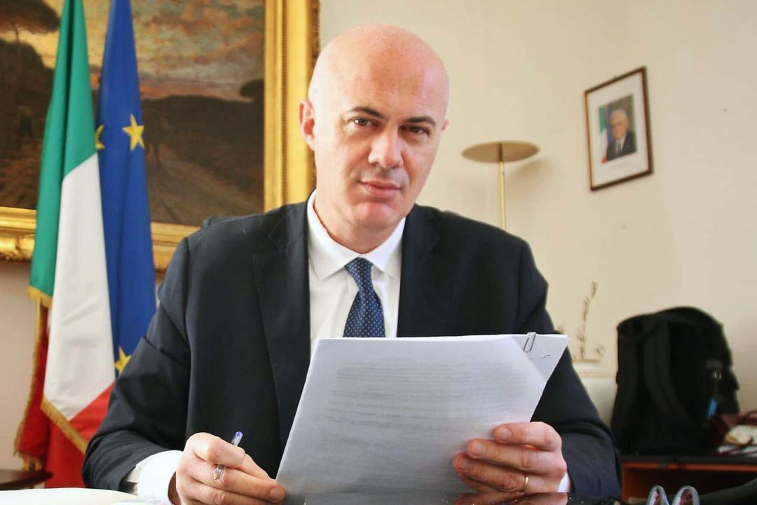 Federico D'Incà