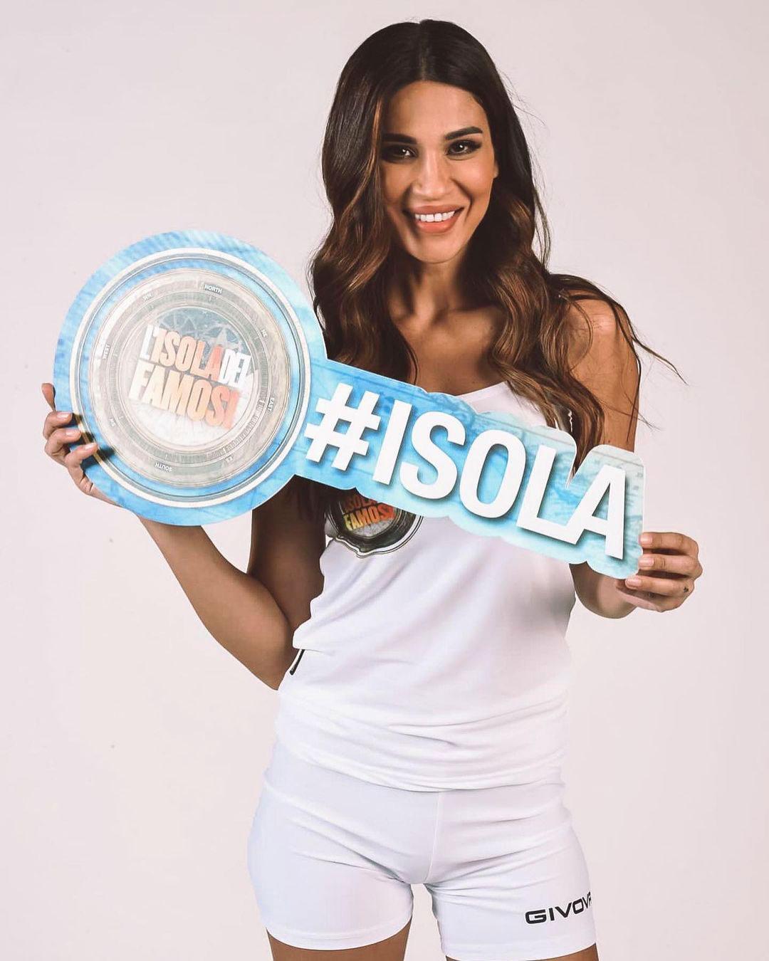 Francesca Lodo concorrente dell'Isola dei Famosi 2021