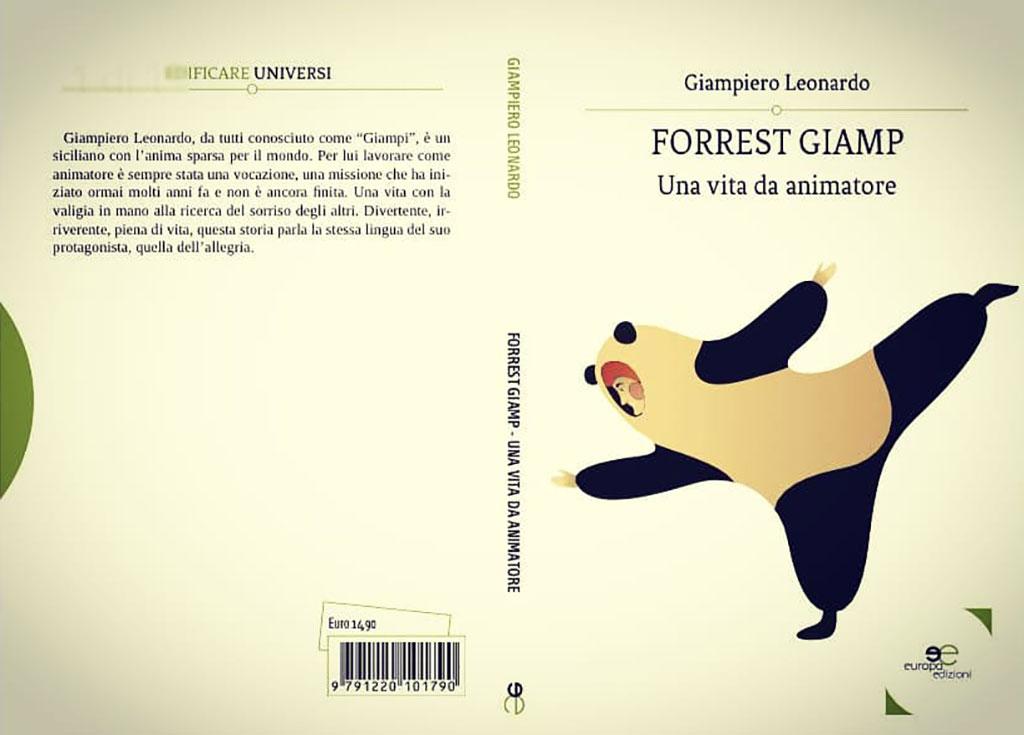 Forrest Giamp, libro di Giampiero Leonardo