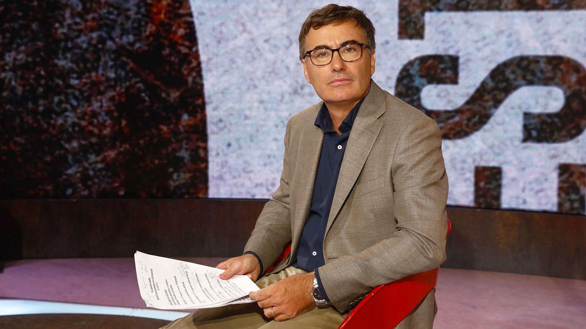 Giorgio Zanchini a Quante Storie