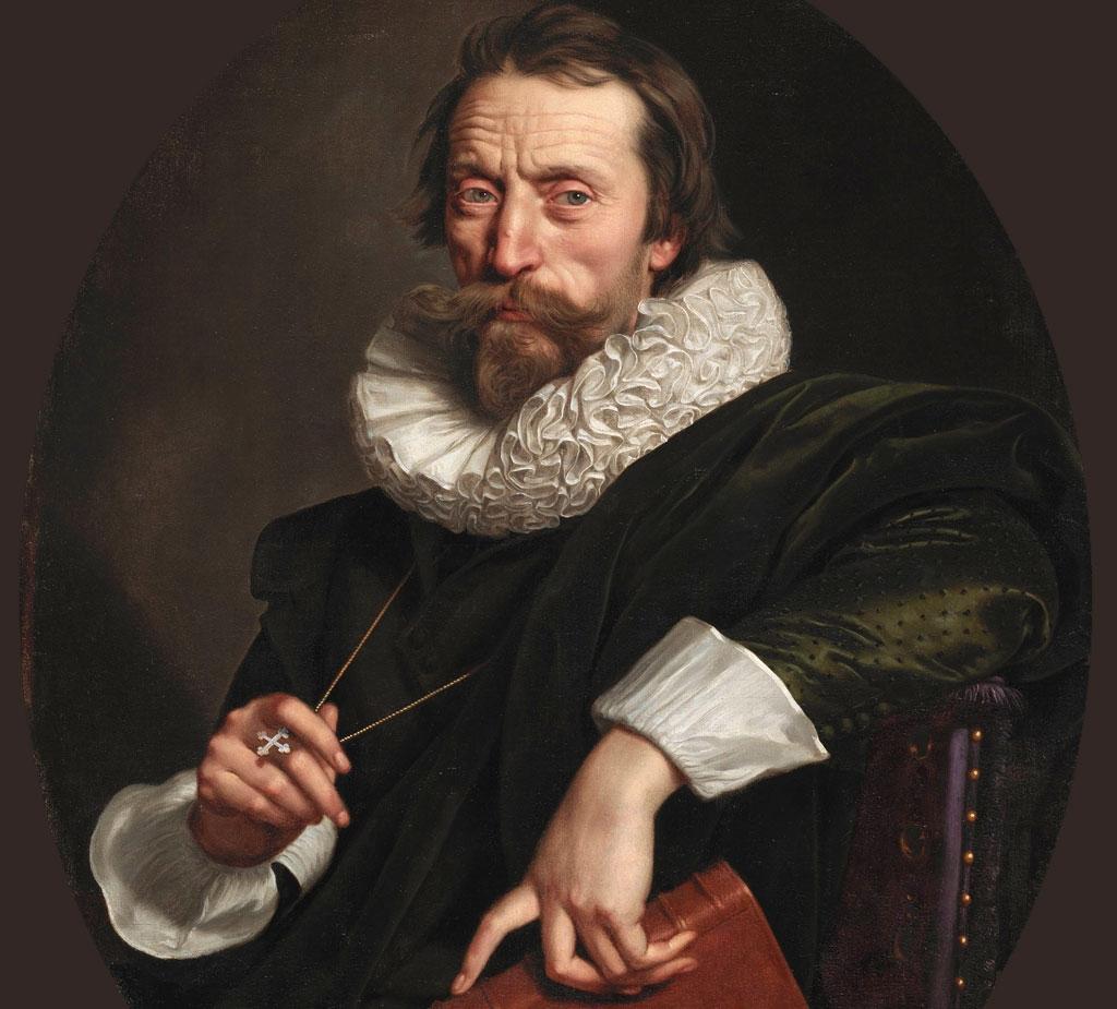 Giovan Battista Marino, principale esponente del Barocco in letteratura in Italia
