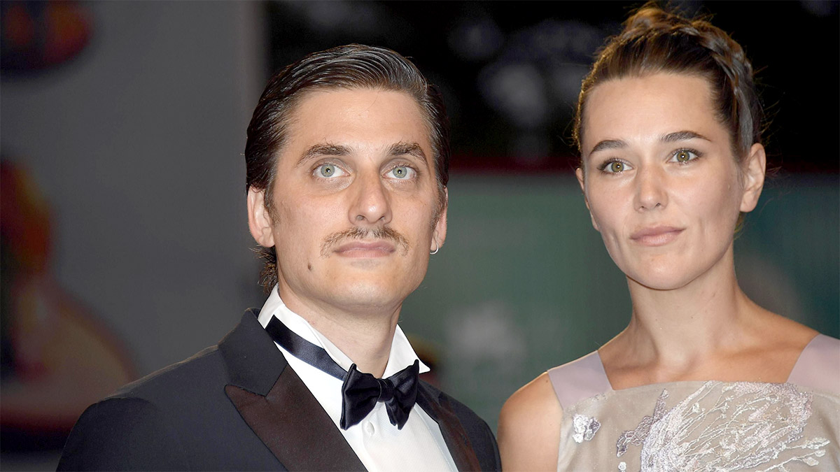 Luca Marinelli e Alissa Jung