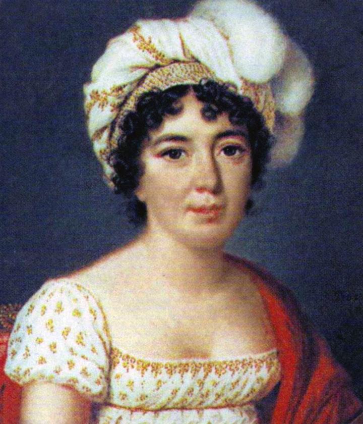 Foto di Madame de Staël