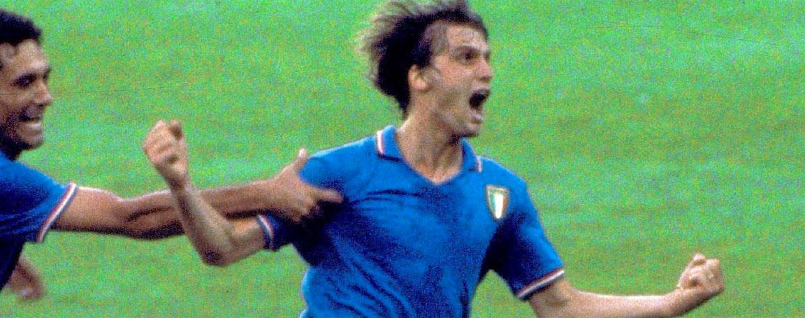 Marco Tardelli e il suo celebre urlo