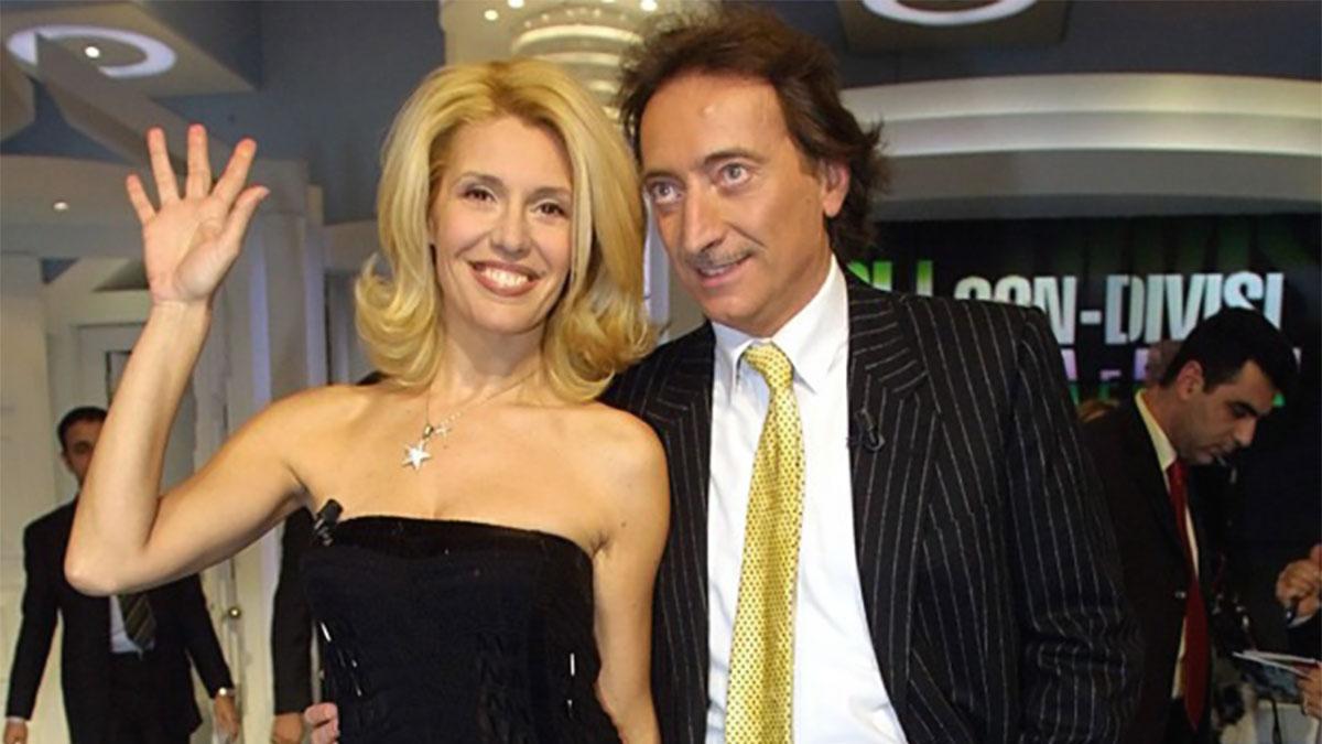 Maria Teresa Ruta con Amedeo Goria
