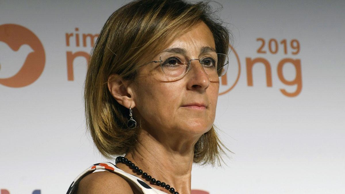 Marta Cartabia nel 2019