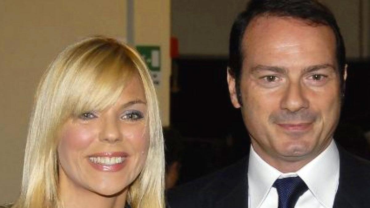 Matilde Brandi con Marco Costantini