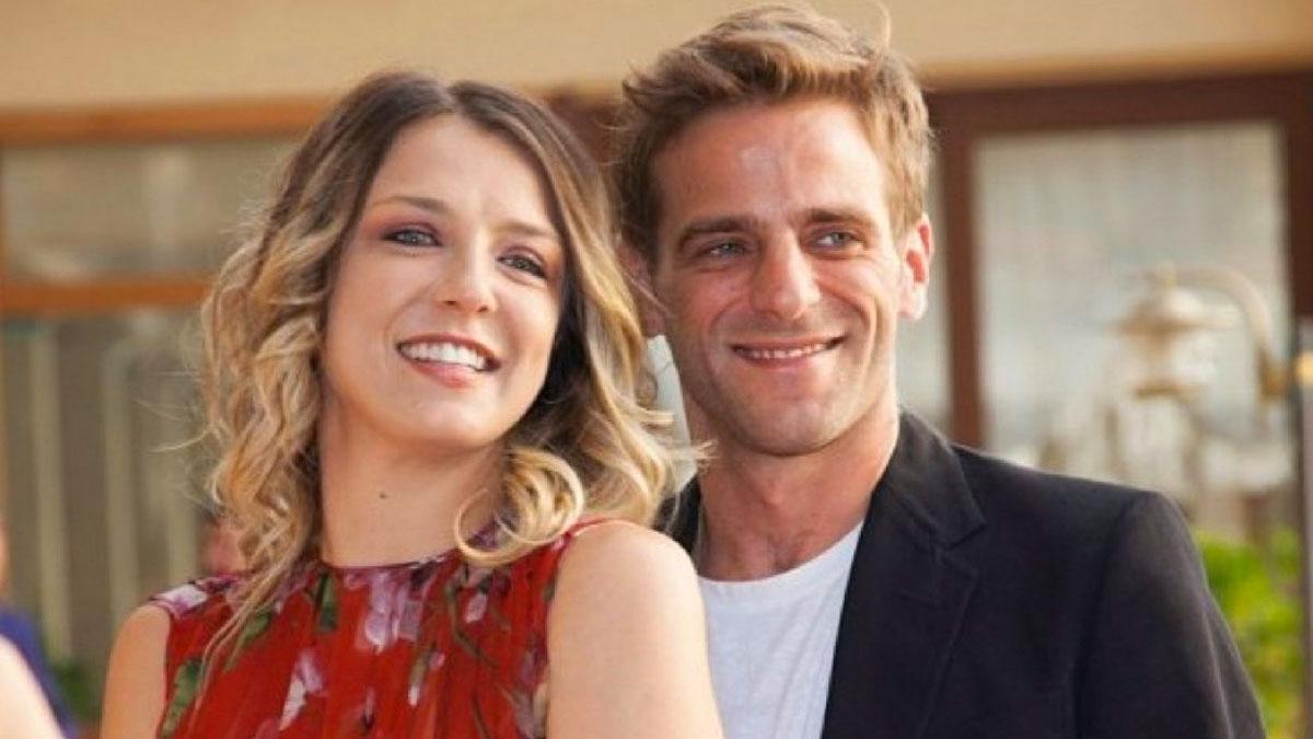 Myriam Catania con Quentin Kammermann