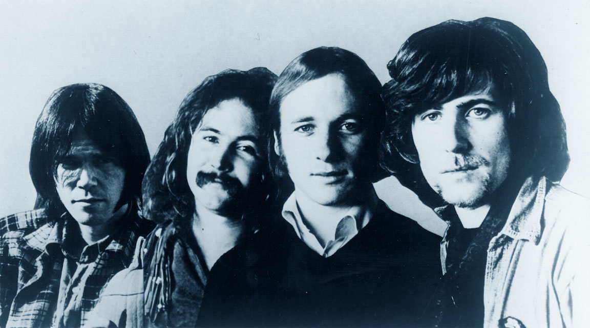 Neil Young, David Crosby, Stephen Stills, Graham Nash