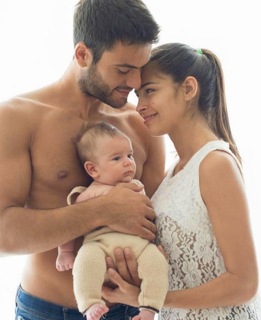 Pierpaolo Pretelli con Ariadna Romero
