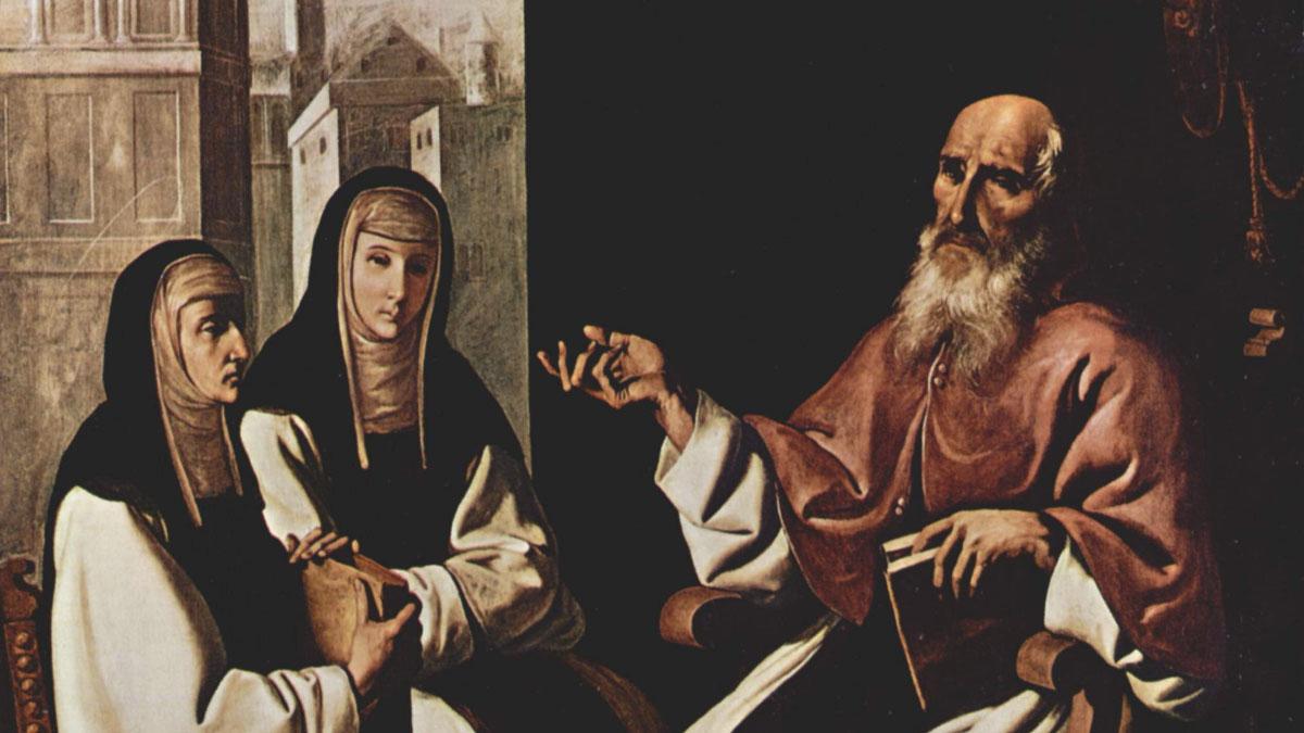 Santa Paola Romana