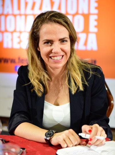 Silvia Sciorilli Borrelli