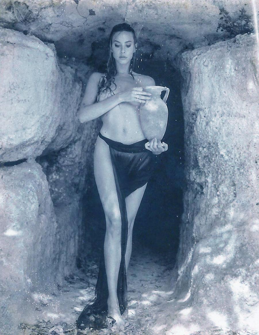 Stefania Orlando modella