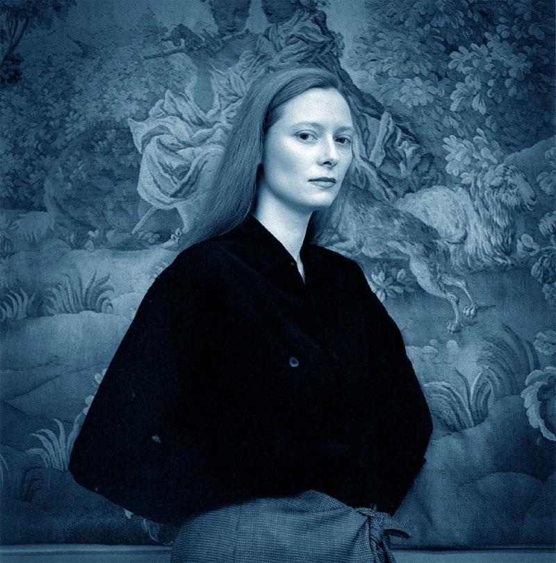 Tilda Swinton Jung