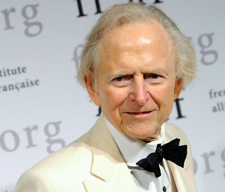 tom wolfe Tom wolfe, the author whose groundbreaking and radiant journalism helped  create a new genre of nonfiction in books like the electric.