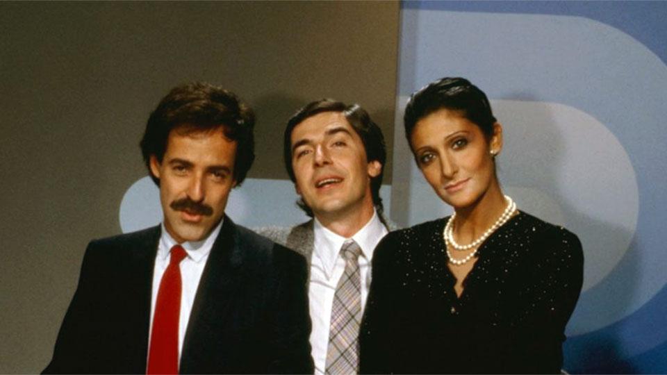 Il Trio, Tullio Solenghi con Massimo Lopez e Anna Marchesini