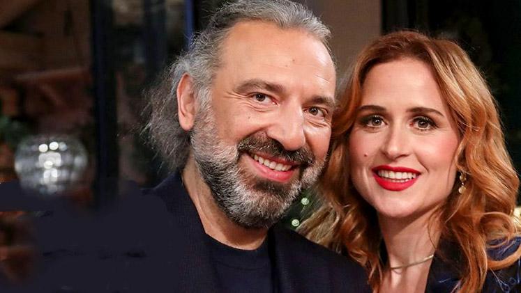 Valentina Cenni con Stefano Bollani