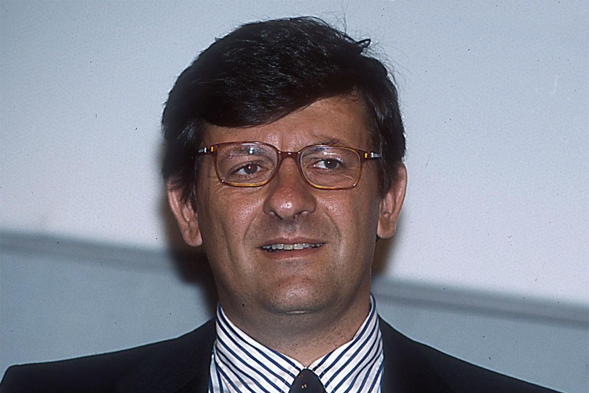 Vittorio Colao giovane