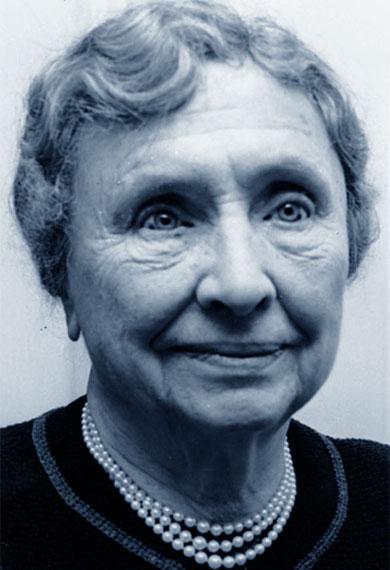 Foto media di Helen Keller