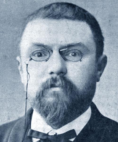 Foto media di Henri Poincaré