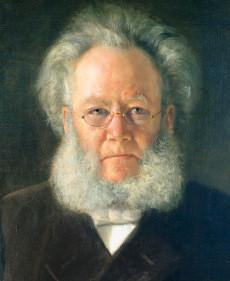 Foto media di Henrik Ibsen