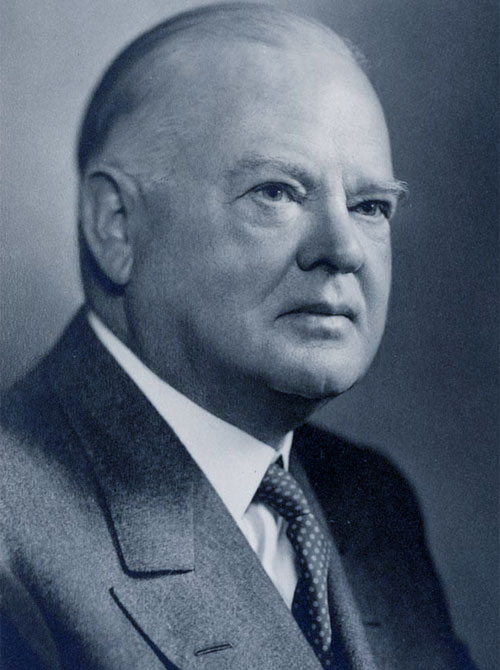 Foto media di Herbert Hoover