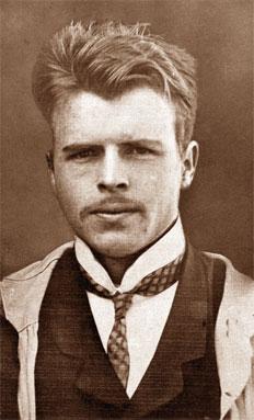 Lo psichiatra svizzero Hermann Rorschach