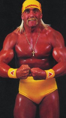Foto media di Hulk Hogan