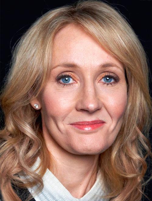 Foto media di J.K. Rowling