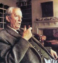 Foto media di J.R.R. Tolkien