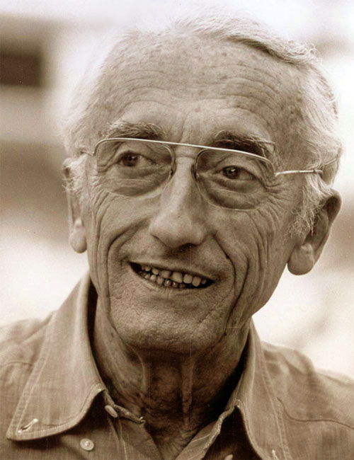 Foto media di Jacques Cousteau